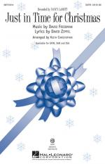 Just In Time For Christmas Sheet Music Sheet Music