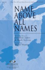Name Above All Names Sheet Music Sheet Music
