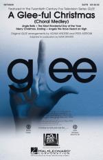 A Glee-Ful Christmas (Choral Medley) Sheet Music Sheet Music