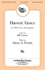 Harvest Grace Sheet Music
