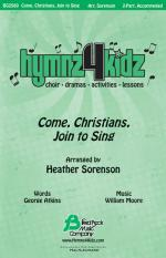 Come, Christians, Join To Sing Hymnz 4 Kidz Series Sheet Music Sheet Music