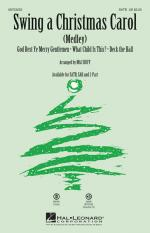 Swing A Christmas Carol (Medley) Sheet Music