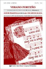 Verano Porteno Sheet Music Sheet Music