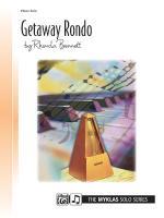 Getaway Rondo - Sheet Music Sheet Music