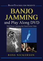 Banjo Jamming and Play Along DVD Sheet Music