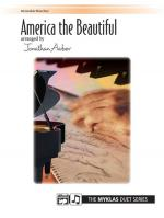 America the Beautiful - Sheet Music Sheet Music