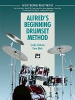 Alfred's Beginning Drumset Method - Book Sheet Music