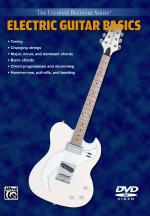 Ultimate Beginner Series: Electric Guitar Basics - DVD Sheet Music