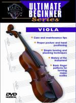 Ultimate Beginner Series: Viola - DVD Sheet Music