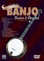 Ultimate Beginner Series: Bluegrass Banjo Basics & Beyond - DVD Sheet Music