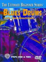 Ultimate Beginner Series: Blues Drums - DVD Sheet Music