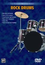Ultimate Beginner Series: Rock Drums - DVD Sheet Music