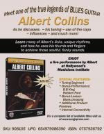 Albert Collins - DVD Sheet Music