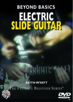 Beyond Basics: Electric Slide Guitar - DVD Sheet Music