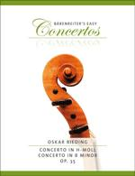 Concerto In B Minor Opus 35 - Opus 35 Sheet Music
