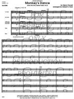 Monkey's Dance (From The Fairy Queen Suite, Number 2) Sheet Music Sheet Music
