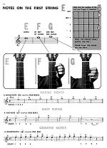 Classic Guitar Method Volume 1 Sheet Music
