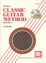 Classic Guitar Method Volume 1 Book/CD Set Sheet Music