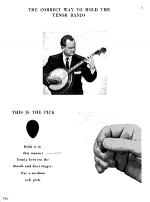 Tenor Banjo Chords Sheet Music