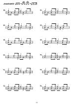 Studio - Jazz Drum Cookbook Sheet Music