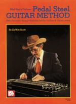 Deluxe Pedal Steel Guitar Method Book/CD Set Sheet Music