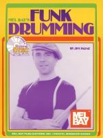 Funk Drumming Book/CD Set Sheet Music