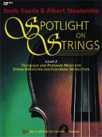 Spotlight On Strings, Book 2 - String Bass Sheet Music
