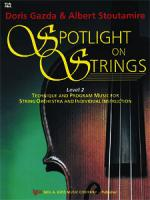 Spotlight On Strings, Book 2 - Viola Sheet Music
