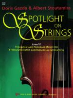 Spotlight On Strings, Book 2 - Violin Sheet Music