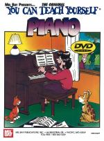 You Can Teach Yourself Piano Book/DVD Set Sheet Music