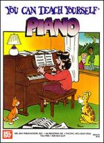 You Can Teach Yourself Piano Book/CD/DVD Set Sheet Music