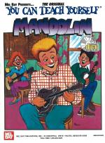 You Can Teach Yourself Mandolin Book/CD Set Sheet Music