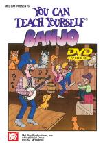 You Can Teach Yourself Banjo DVD Sheet Music