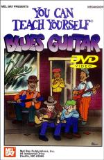 You Can Teach Yourself Blues Guitar Book/DVD Set Sheet Music