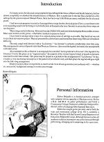 Music of Mexico for Acoustic Guitar Volume 1 Book/CD Set Sheet Music