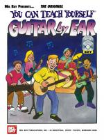 You Can Teach Yourself Guitar by Ear Book/CD/DVD Set Sheet Music