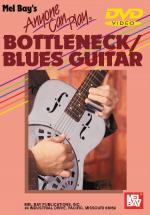 Anyone Can Play Bottleneck Blues Guitar DVD Sheet Music
