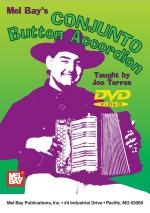 Conjunto Button Accordion DVD Sheet Music