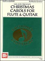 Christmas Carols for Flute & Guitar Book/CD Set Sheet Music