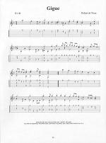 Classical Masterpieces in Tablature Sheet Music