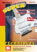 Super Electric Blues Guitar Picking Techniques DVD Sheet Music