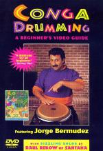 Conga Drumming DVD (A Beginner's Video Guide) Sheet Music