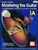 Mastering The Guitar 1A, Spiral Edition Book/2-CD Set Sheet Music