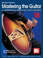 Mastering The Guitar 1B (Spiral) Book/2-CD Set Sheet Music