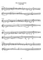 Progressive Scale Studies for Violin Sheet Music