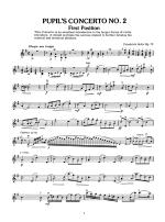 Complete Book of Violin Solos - Violin Part Sheet Music