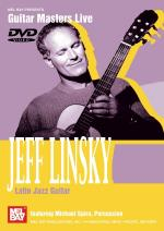 Jeff Linsky: Latin Jazz Guitar DVD Sheet Music