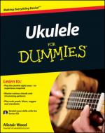 Ukulele for Dummies Book/CD Set Sheet Music