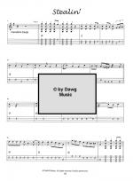 Shady Grove Mandolin Solos Sheet Music