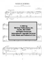 Italian Songs & Arias for Accordion Sheet Music